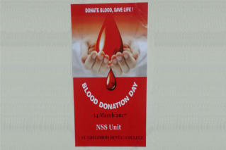NSS Activities - Blood Donation Camp