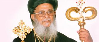 H.B. Baselios Thomas I Catholicose